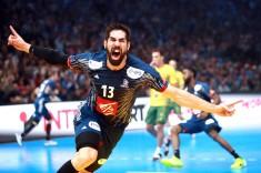 franta brazilia handbal masculin