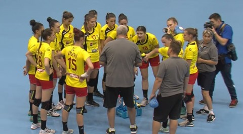 Romania CE handbal feminin tineret