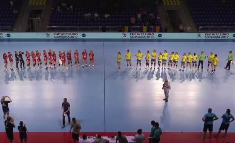 Romania Norvegia handbal feminin junioare