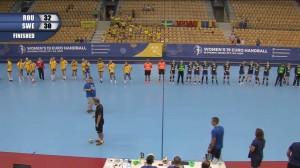 Romania Suedia CE handbal feminin tineret