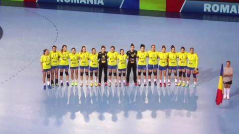 Romania handbal femini junioare